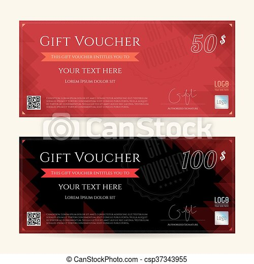 Gift Certificate Voucher Coupon Template In Sport Theme Gift