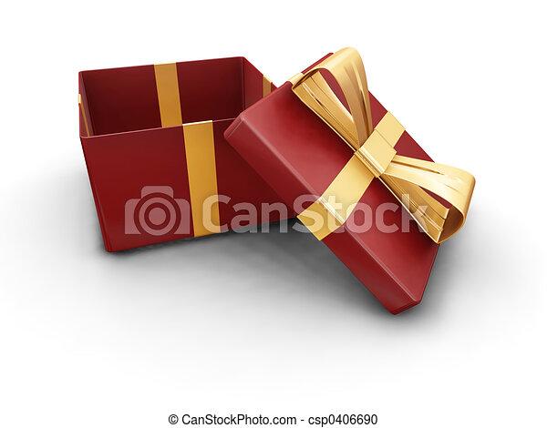 Gift - csp0406690
