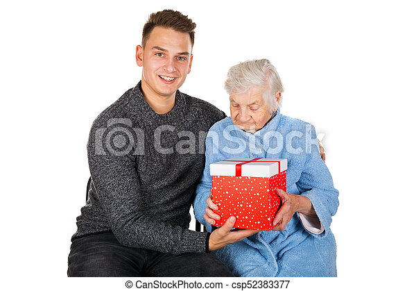 Gift For A Beautiful Grandmother