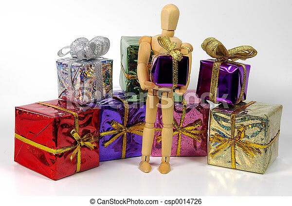 Gift Giving - csp0014726