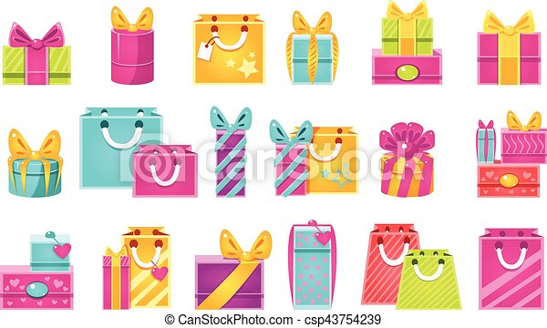 Gift Packages Set - csp43754239
