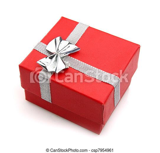 Gift packing - csp7954961