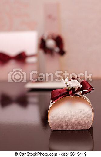Gift - csp13613419