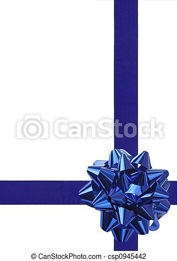 Gift ribbon - csp0945442