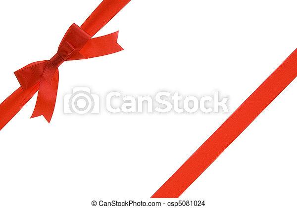 gift ribbon - csp5081024