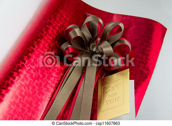 Gift - csp11607863