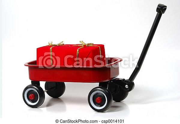 Gift Wagon - csp0014101
