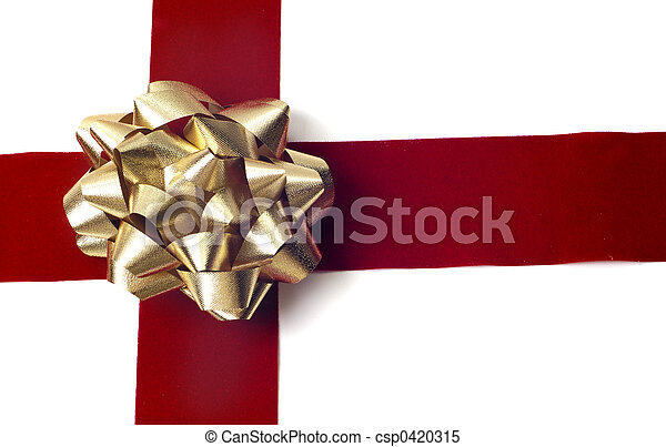 Gift Wrapping - csp0420315