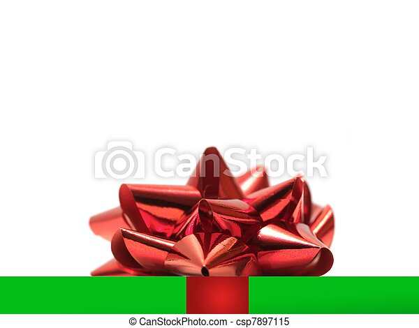 Gift Wrapping - csp7897115