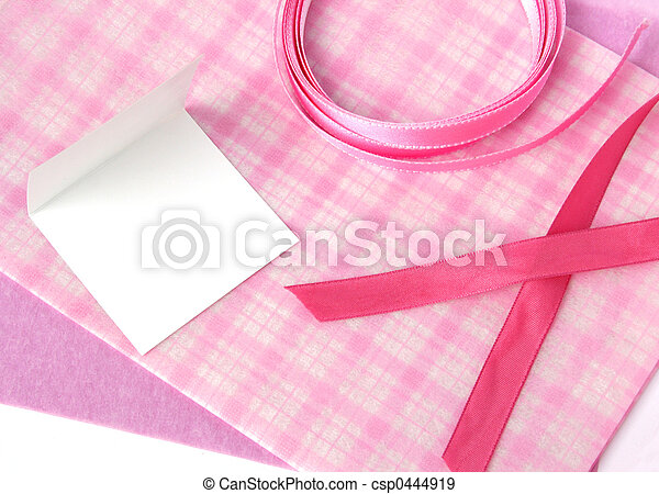 Gift Wrapping - csp0444919