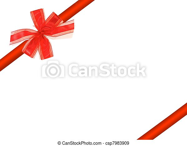Gift Wrapping - csp7983909