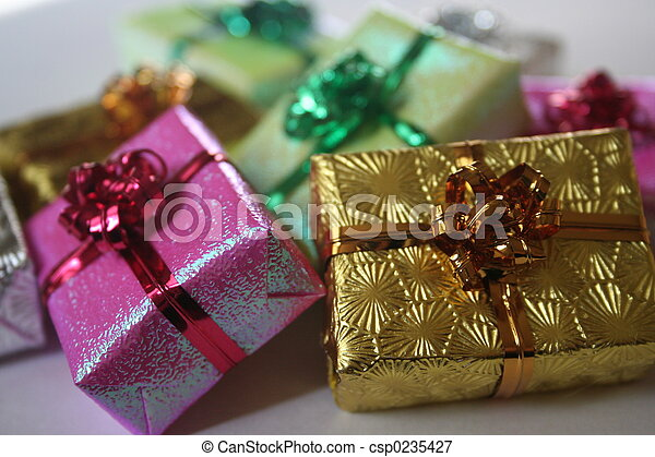 gifts II - csp0235427