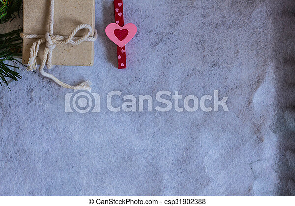 Gifts on a background. - csp31902388