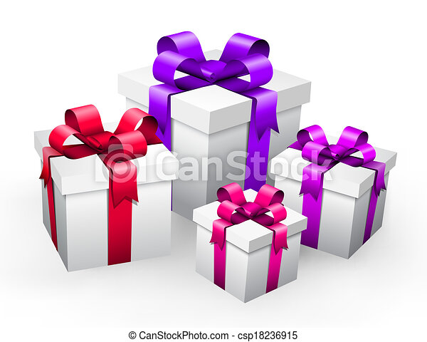 Gifts - csp18236915