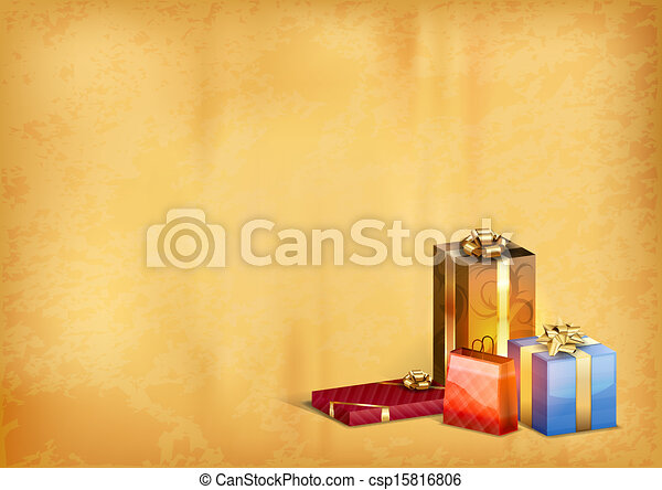 gifts - csp15816806