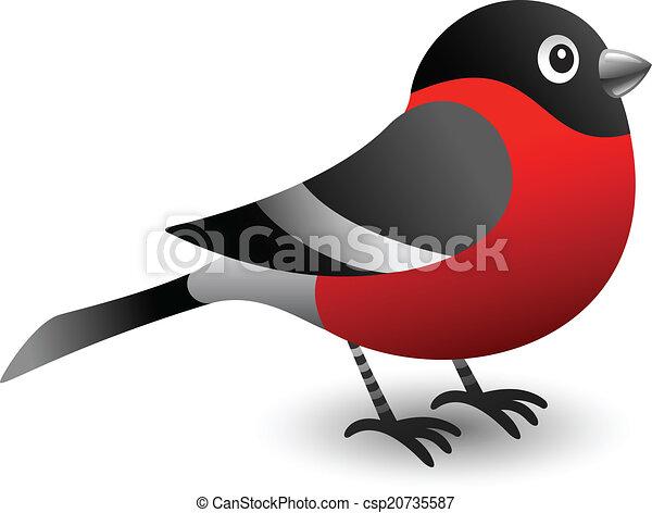 Ilustracja Twój Ptak Boże Narodzenie Gil Design