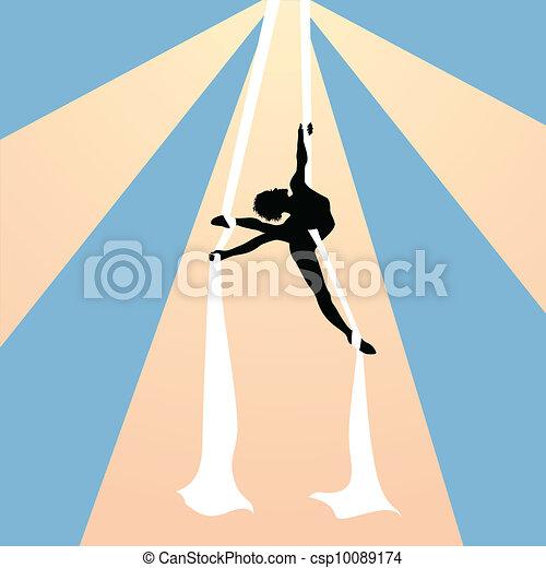 gimnastyk, powietrze - csp10089174
