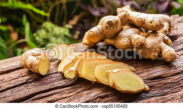 Ginger root - csp55105420