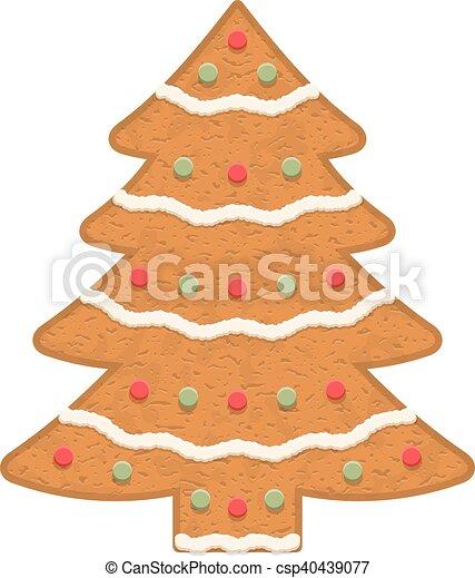 Gingerbread Christmas Tree Gingerbread Christmas Tree Traditional