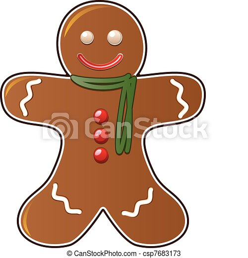 gingerbread illustrations and clipart 12 932 gingerbread royalty rh canstockphoto com free clipart gingerbread house free gingerbread man border clipart
