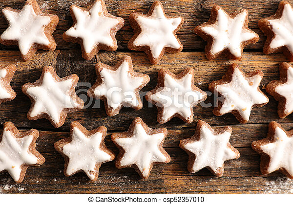 gingerbread cookie - csp52357010