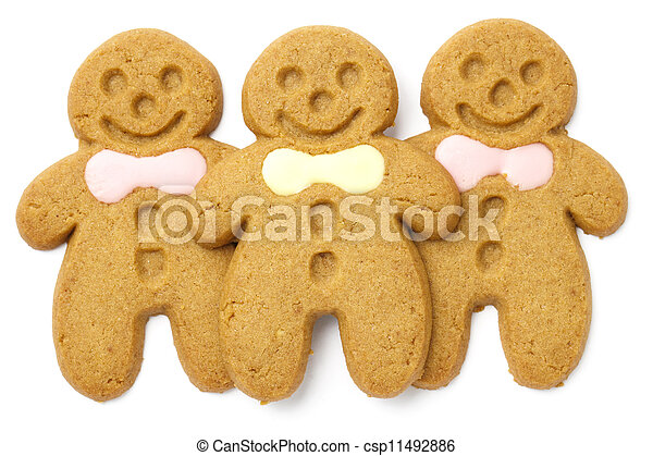 Gingerbread cookie - csp11492886