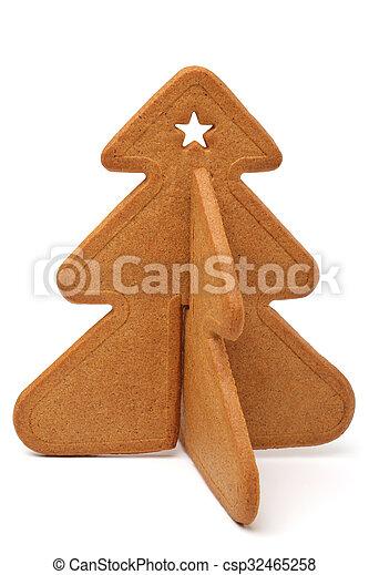 Gingerbread cookie - csp32465258