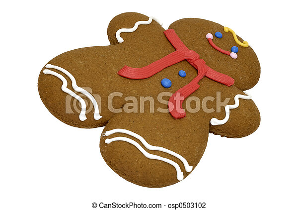 Gingerbread Cookie - csp0503102