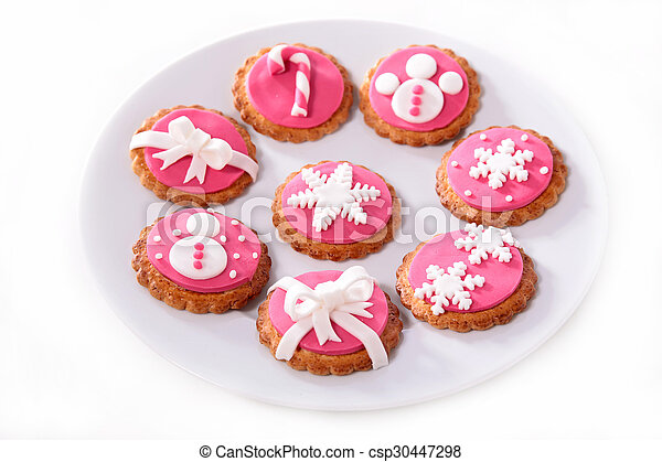 gingerbread cookie - csp30447298