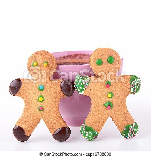 gingerbread cookie - csp16788800