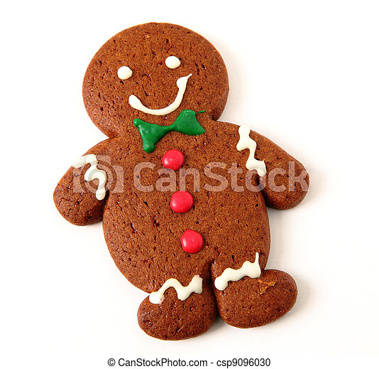 Gingerbread cookie - csp9096030