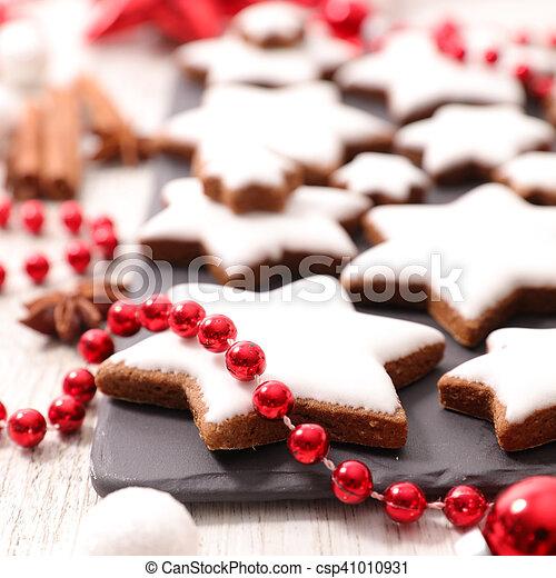 gingerbread cookie - csp41010931