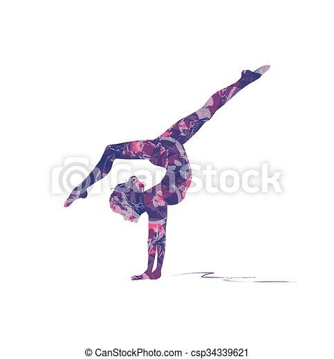 ginnastica - csp34339621