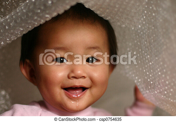 gioia, bambini - csp0754635