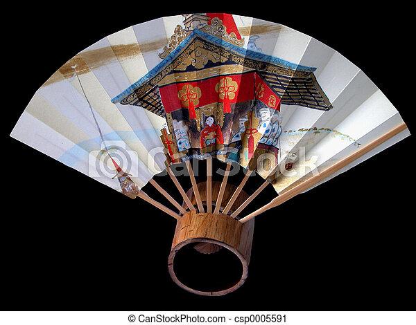 Gion fan - csp0005591