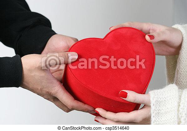 giorno valentines - csp3514640