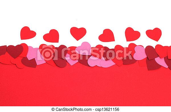 giorno valentines, fondo - csp13621156