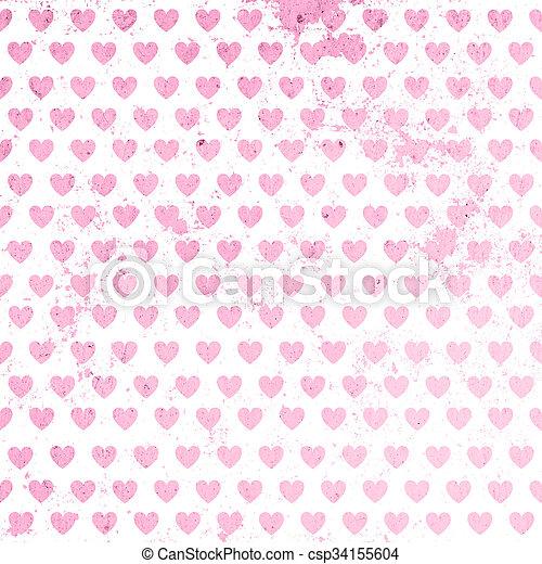 giorno valentines, scheda - csp34155604