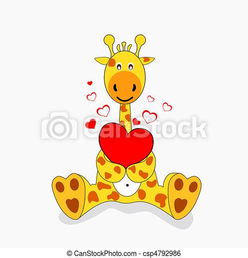 Giraffe - csp4792986