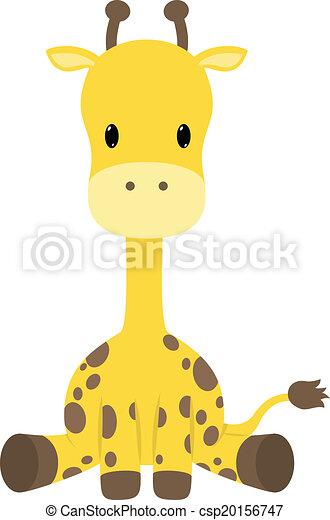 Giraffe - csp20156747