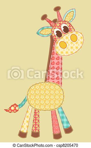 giraffe_application(20).jpg - csp8205470