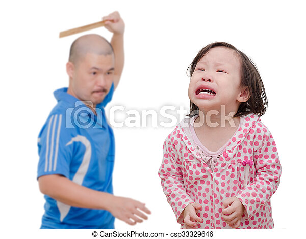 Asian girl dad