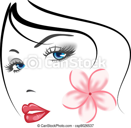 girl, figure, beauté - csp9026537