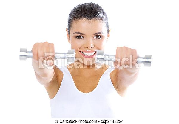 girl, fitness - csp2143224