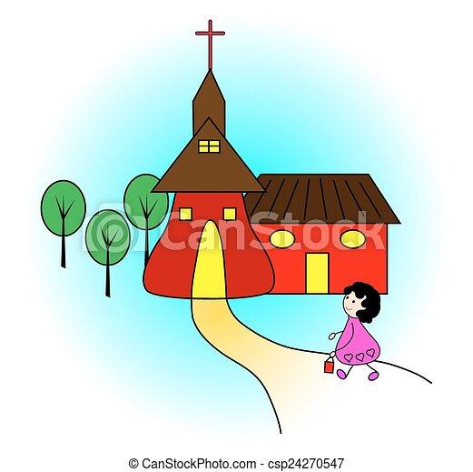 girl going to church happy children going to church eps little boy praying clipart praying boy angel clipart