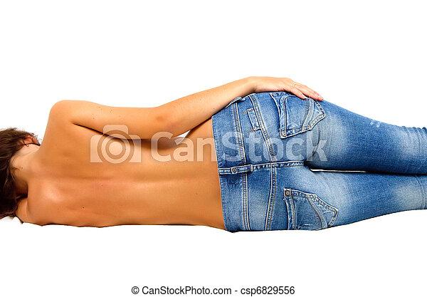 Pantyhose nylons tights stockings mud wet