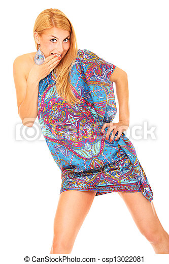 girl, mode - csp13022081