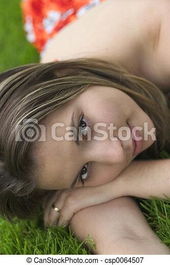Girl - csp0064507