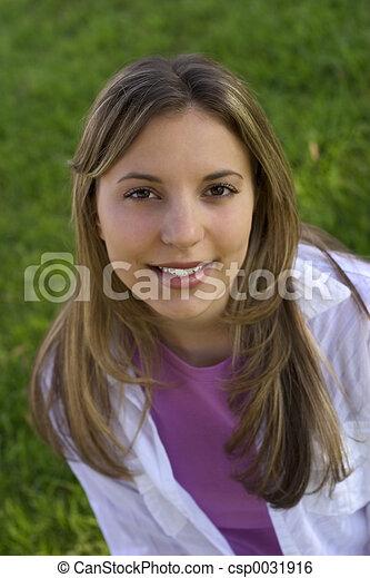 Girl - csp0031916