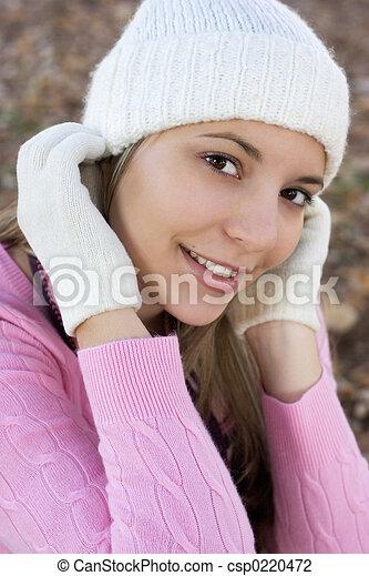Girl - csp0220472